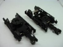 3-Rail Coach Bogies (Pair)